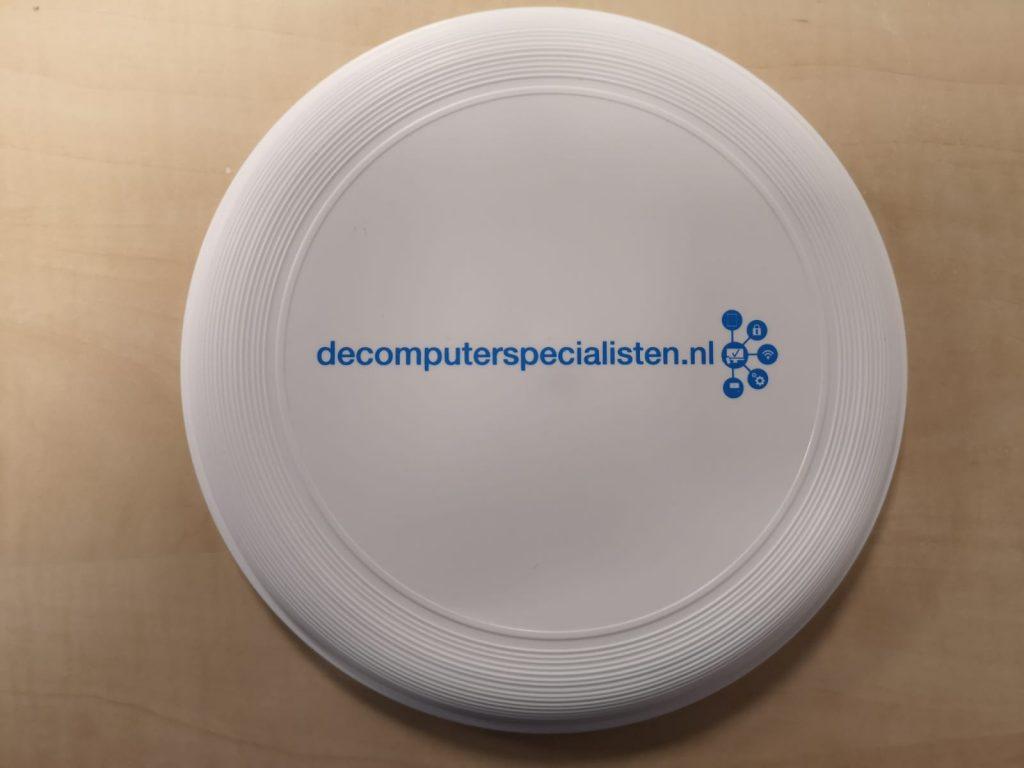 De Computer Specialisten Frisbee