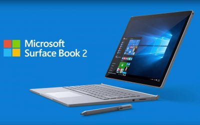Microsoft Surface Book 2 beste laptop van 2018