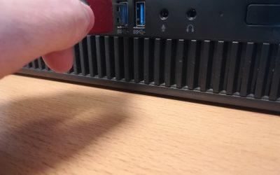 Goed nieuws voor iedereen die een USB opslagmedia gebruikt!