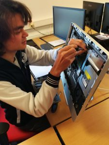 iMac harde schijf defect